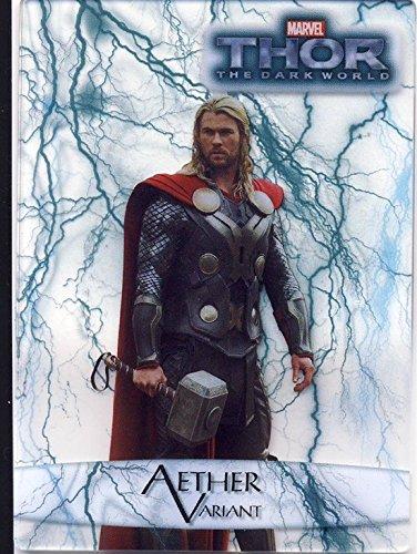 Thor 2 The Dark World Blue Aether Variant Insert Card 11-AV