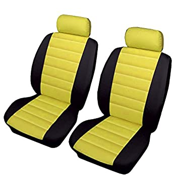 Seat Altea Full Set Luxury Padded Leather Look Car Seat Covers