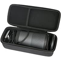 Khanka Hard Case for Bose SoundLink Revolve+ Plus Bluetooth Speaker (Fits Charging Cradle, AC Adaptor and USB Cable)