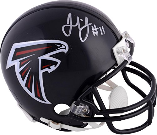 Authentic Autographed Nfl Mini Helmet - Julio Jones Atlanta Falcons Autographed Riddell Mini Helmet - Fanatics Authentic Certified - Autographed NFL Mini Helmets