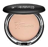 It Cosmetics Celebration Foundation Medium .30 Oz New and improved (PREVIOUSLY NAMED MEDIUM BEIGE)