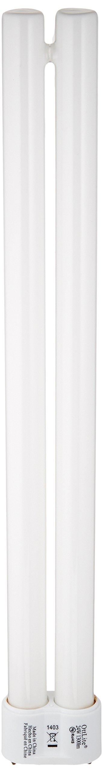 OttLite  T40J34 24W Type C 5500 K 1300 Lumens Natural Daylight Bulb