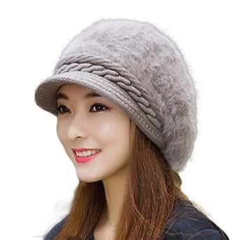Ropa  ›  Mujer  ›  Accesorios  ›  Sombreros y gorras  ›  Gorros de punto 819bf542766