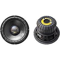 2) LANZAR MAX12D 12 2000W Car Audio Subwoofers Subs Power Woofers DVC 4 Ohm