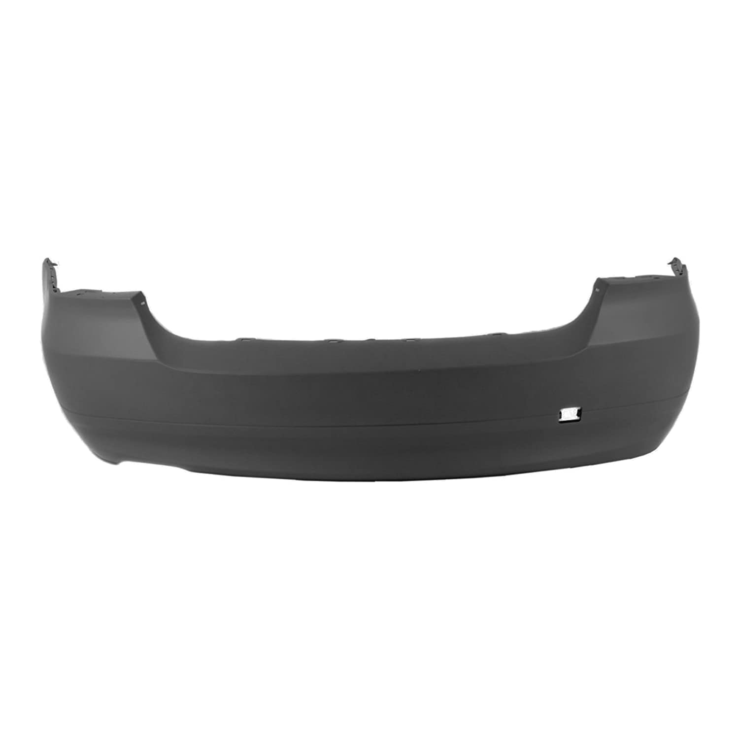 Rear Bumper Cover for 2006-2008 BMW 323 325 328 330 Sedan 3 Series 06-08 BM1100164 Painted to Match MBI AUTO