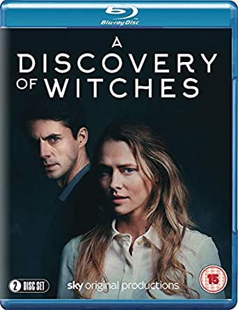 A Discovery of Witches [Blu-ray]: Amazon co uk: Matthew