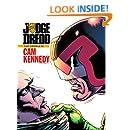 Judge Dredd: The Cam Kennedy Collection Volume 1