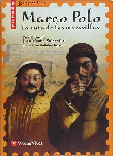 Marco Polo: La Ruta de las Maravillas Cucana Biografias / Cucana ...