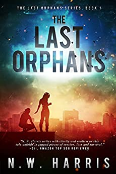 The Last Orphans by [Harris, N.W.]