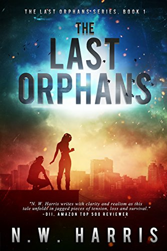 The Last Orphans by [Harris, N.W.]