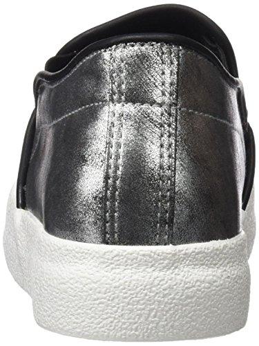 Mtng glisten Plata Mujer Para Rolling Zapatillas Negro 0wn0r