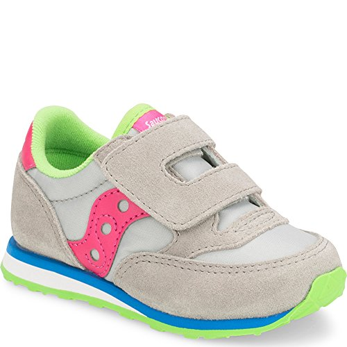 Saucony Baby Jazz Hook & Loop Sneaker Little Kid