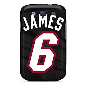 Samsung Galaxy S3 Lrm2786YVSJ Allow Personal Design Colorful Miami Heat Pictures Perfect Cell-phone Hard Cover -KennethKaczmarek