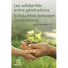 Les solidarités entre générations (ELSB.HORS COLL.) (French Edition)