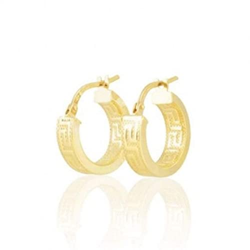 moda selezione migliore acquista per ufficiale Stroili Oro Orecchini a cerchio in oro bianco 9 Kt Referenza ...