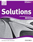 Solutions Intermediate. Workbook CD Pack 2nd Edition