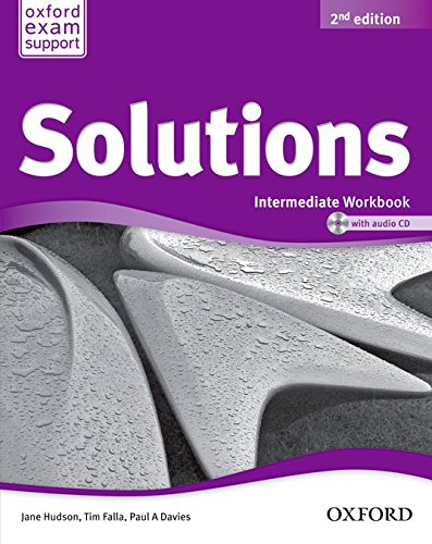 Solutions Intermediate Workbook & Cd Pack 2ª Edición