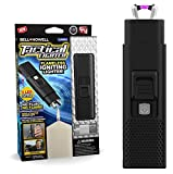 TACLIGHTER from Bell + Howell, USB-Rechargeable, Butane-Free Plasma Lighter As Seen On TV (Black)