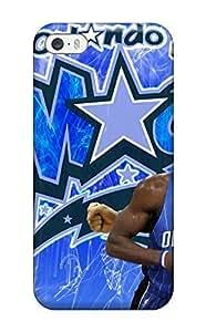 New Orlando Magic Nba Basketball (41) Tpu Case Cover, Anti-scratch DanRobertse Phone Case For Iphone 5/5s hjbrhga1544