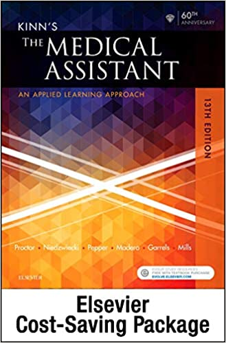 Kinn's The Medical Assistant - Text, Study Guide and
