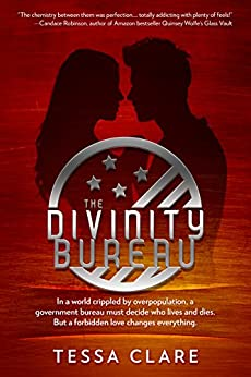 The Divinity Bureau by [Clare, Tessa]