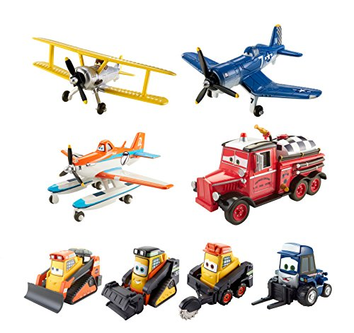 Disney Planes Die cast Vehicle Collection
