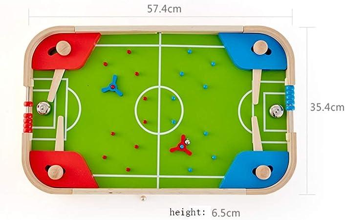 LiPengTaoShop Futbolín Mesa De Fútbol Juguetes para Niños ...