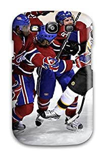 DanRobertse Case Cover Protector Specially Made For Galaxy S3 Montreal Canadiens (72)