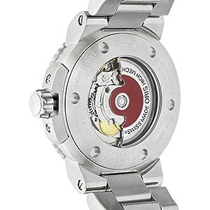 Oris 73376534158MB - Reloj de Pulsera Hombre, Acero Inoxidable, Color Plata 2