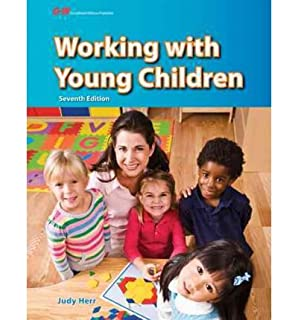 Working with Young Children: Judy Herr Ed.D.: 9781605254371 ...