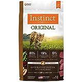 Instinct Alimento Super Premium para Gatos, Pato, 4.5 Libras
