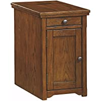 Ashley Furniture Signature Design - Laflorn Chair Side...