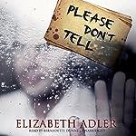 Please Don't Tell | Elizabeth Adler