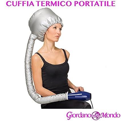 Gorro térmico para pelo secador portátil Secador Profesional para Peluquería