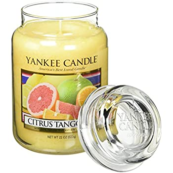 Yankee Candle Company Citrus Tango Large Jar Candle