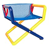 Hoohobbers Junior Director Chair, Blue Mesh