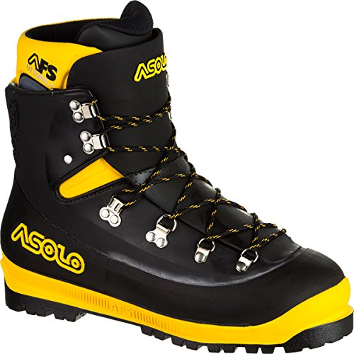 Asolo AFS 8000 Boot - Men's Yellow / Black 9.5