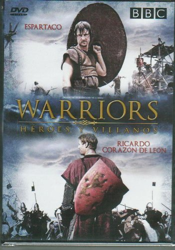 WARRIORS:HEROS AND VILLIANS(RICARDO CORAZON DE LEON & ESPARTACO) (Corazon De Leon)