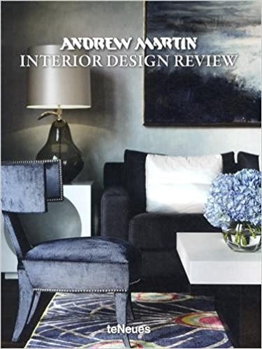 Interior Design Review Volume 17 Andrew Martin 9783832797232
