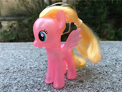 """My Little Pony MLP Explore Equestria 3"""" Meadow Flower Figure New Loose"""
