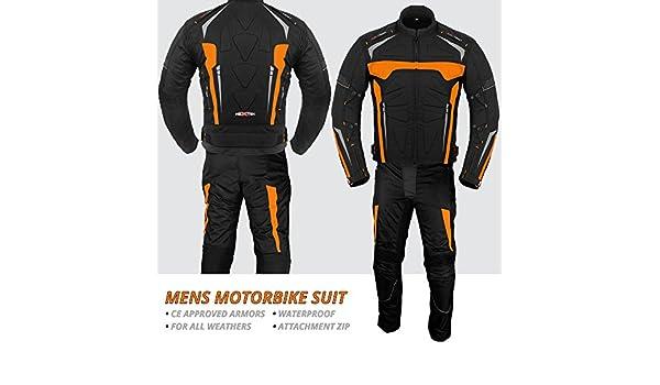 Traje de moto para hombre - Guantes de moto - Botas de moto ...