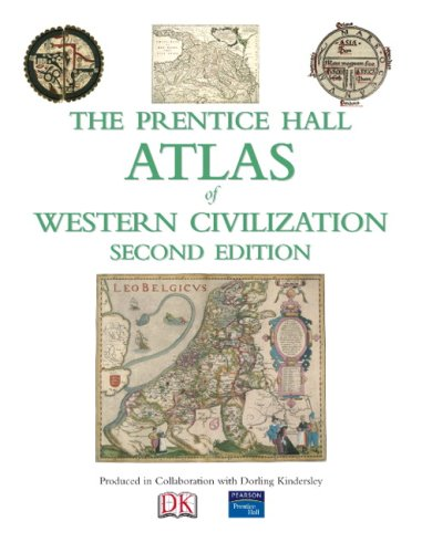 The Prentice Hall Atlas of Western Civilization (2nd Edition)