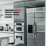 UPGRADE 240356402 Refrigerator Shelves