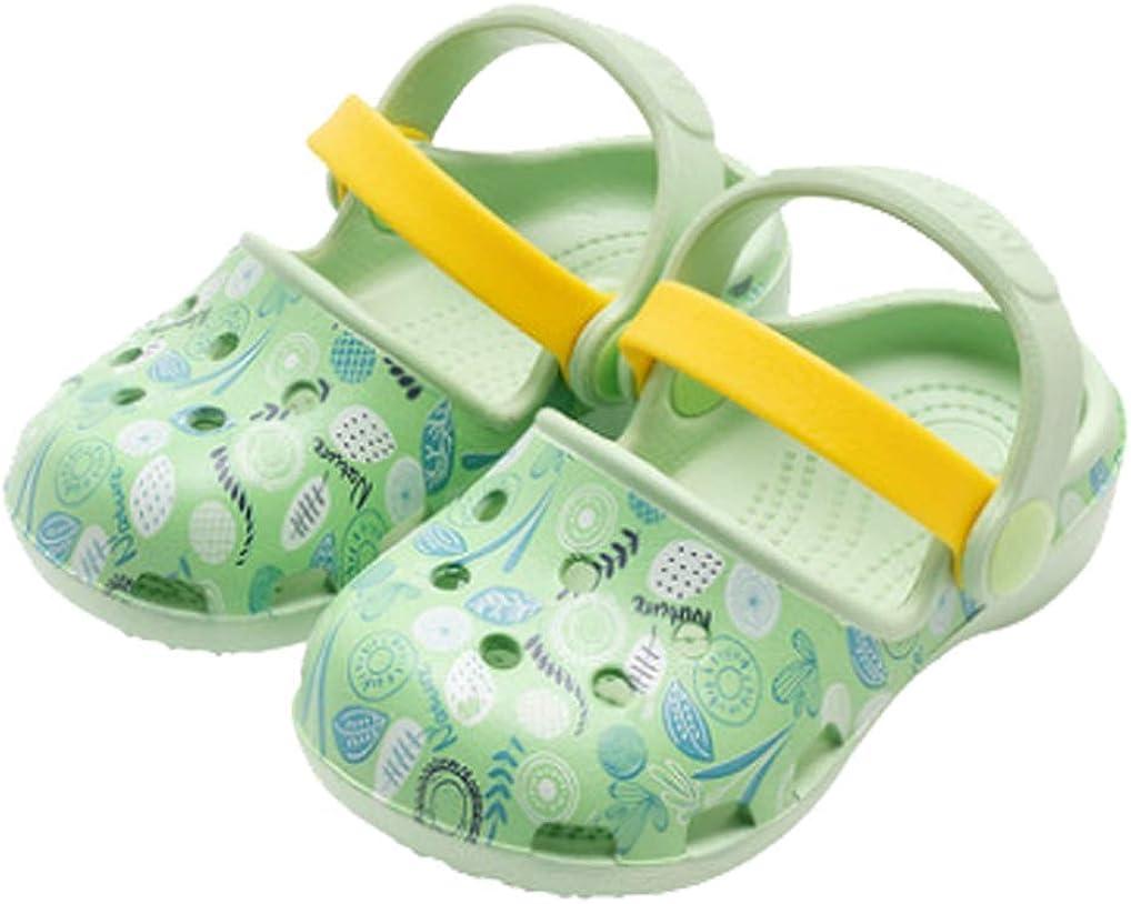 Cattior Girls Summer Outdoor Slippers Beach Slide Sandals Toddler Little Kid