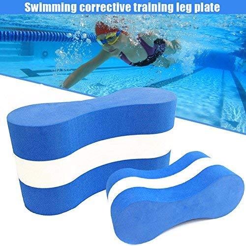 Dovlen Schwimmbad Training Eva Schaum Pull Buoy Float Kickboard f/ür Kinder Erwachsene