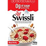 Swissli Muesli - 0g of Sugar per serving - 8 pack