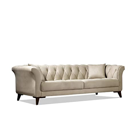 Awe Inspiring Amazon Com Mare Collection Vega Mid Century Modern Tufted Pabps2019 Chair Design Images Pabps2019Com