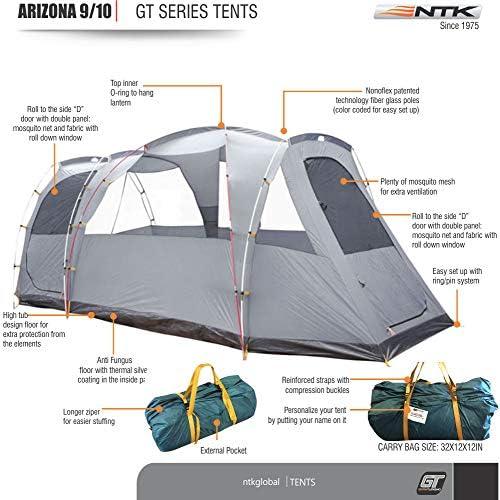 Amazon.com: Arizona GT carpa deportiva para campamento de 17 ...