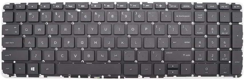 New Keyboard for HP Pavilion 17-f084ca 17-f113dx 17-f114dx17-f115dx 762529-001 765806-001 9Z.N9HSQ.701 V140646BS1 AEY14U00410 US Non-Backlit