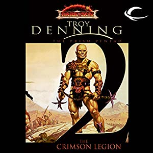The Crimson Legion Audiobook